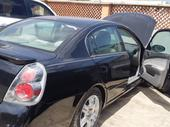 2006 Nissan Altima  Automatic Foreign Used