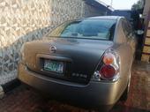 2004 Nissan Altima  Automatic Nigerian Used