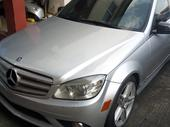 2008 Mercedes-Benz C350  Automatic Nigerian Used