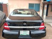 2001 Nissan Altima  Automatic Nigerian Used