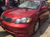 2005 Toyota Corolla  Automatic Foreign Used