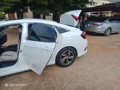 2017 Honda Civic  Automatic Nigerian Used
