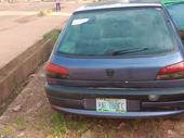 2002 Peugeot 306  Automatic Nigerian Used