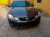 2006 Lexus GS Gray Automatic Foreign Used