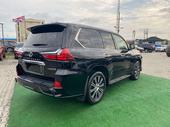 2019 Lexus LX Black Automatic Foreign Used