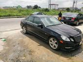 2012 Mercedes-Benz C350  Automatic Nigerian Used