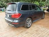 2013 Mercedes-Benz GL Class Gray Automatic Foreign Used