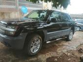 2005 Chevrolet Avalanche Black Automatic Nigerian Used