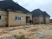 Affordable 3 Bedroom Bungalow In A Well Secured Estate At Mowe