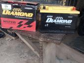 75amhs diamond battery
