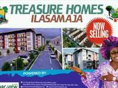 Hot Selling Treasure Homes Ilasamaja Lagos