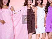 WEARABLE TOWELS FOR WEDDING SOUVENIRS