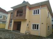 Massive 5 bedroom fully detached duplex with Bq for sale
