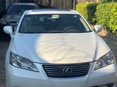 2007 Lexus ES White Automatic Foreign Used