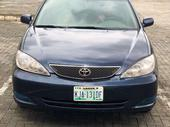 2004 Toyota Camry  Automatic Nigerian Used