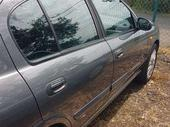 2004 Nissan Almera Gray Manual Foreign Used