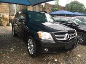 2011 Mercedes-Benz GLK-Class Black Automatic Foreign Used