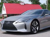 2018 Lexus LC 500  Automatic Foreign Used