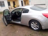 2008 Nissan Altima Silver Automatic Foreign Used