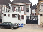 5 BEDROOM BRAND NEW DUPLEX WITH PENTHOUSE