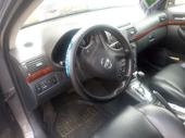 2007 Toyota Avensis Gray Automatic Nigerian Used