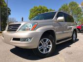 2006 Lexus GX Gold Automatic Foreign Used