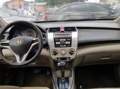 2010 Honda City  Automatic Nigerian Used