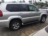2008 Lexus GX 470 Silver Automatic Foreign Used