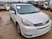 2007 Toyota Sienna  Automatic Foreign Used