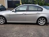 2008 BMW 320i Silver Manual Foreign Used