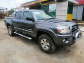 2008 Toyota Tacoma Gray Automatic Foreign Used