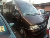 2002 Fiat Ducato  Manual Foreign Used
