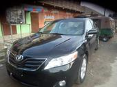2011 Toyota Camry Blue Automatic Foreign Used