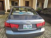 2009 Hyundai Sonata  Automatic Nigerian Used