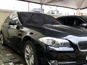2008 BMW 7 Series Black Automatic Nigerian Used
