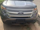 2011 Ford Explorer Gray Automatic Foreign Used