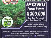 Farmland for sale on PROMO OF BUY 1 & GET 1 FOR FREE
