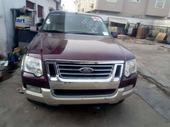 2008 Ford Explorer  Automatic Foreign Used