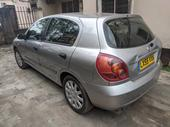 2006 Nissan Almera  Manual Foreign Used