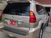 2007 Lexus GX 470  Automatic Foreign Used