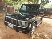 2003 Mercedes-Benz G-Class Black Automatic Nigerian Used