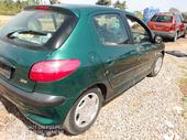 2000 Peugeot 206  Manual Foreign Used