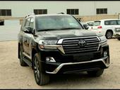 2018 Toyota Land Cruiser  Automatic Foreign Used