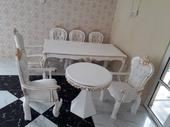 Executive Turkish royal dinning table by 8 seaters