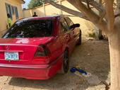 2000 Mercedes-Benz C180 Red Automatic Nigerian Used
