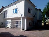 4bedroom semi detached duplex with 2rooms bq and selfcontain for rent