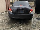 2010 Honda Accord Gray Automatic Foreign Used