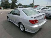 2004 Toyota Corolla Other Automatic Foreign Used