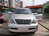 2006 Lexus GX 470  Automatic Foreign Used