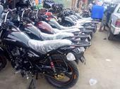 New Kymstone Husky Motocycle